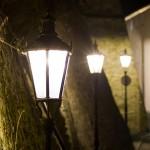 Elektrické lampy
